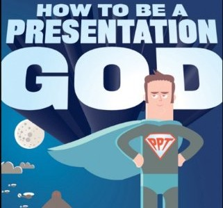 picture of cover for How to Be a Presentation God