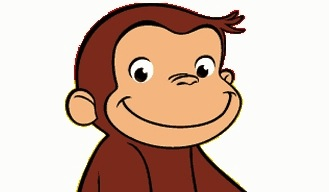 Presentation Tips from Curious George