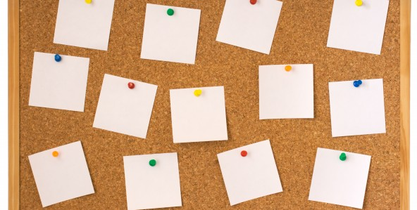 Harnessing the Humble Functionality of Stickies for Presentation Design