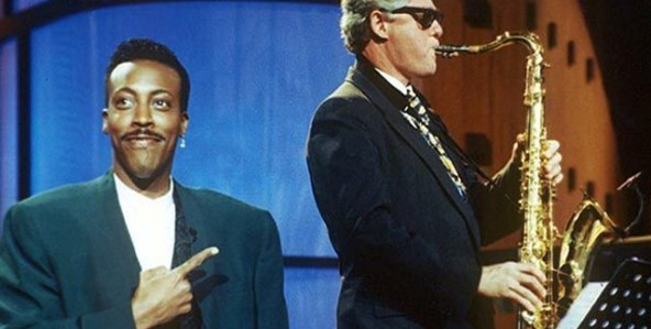 Lessons from History: Bill Clinton on The Arsenio Hall Show
