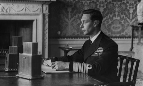 Lessons from History: The King's Speech