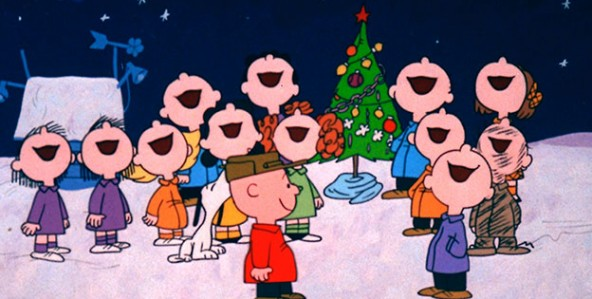 Presentation Lessons from A Charlie Brown Christmas