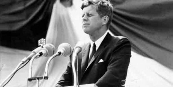 Lessons from History: JFK's Inaugural Address