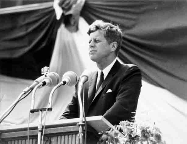 the famous inauguration speech of john f kennedy that would motivate the united states John f kennedy's famous first inaugural address  president barack obama's full inauguration speech 2009  united states restricted mode: .