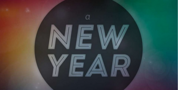 "Learn By Example: Presentation Design Tips via ""Resolutions for a New Year"""