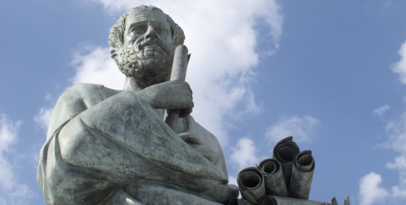 A History Lesson from Aristotle