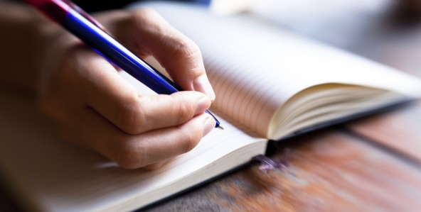The Positive Effects of Journaling