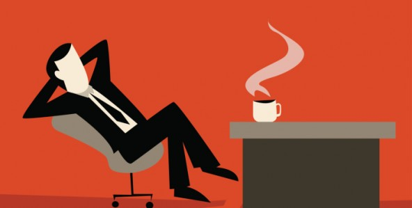 From The Writer's Desk: Why You Should Take A Break