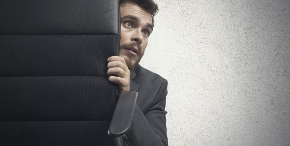 Three Ways to Terrify Your Presentation Audience