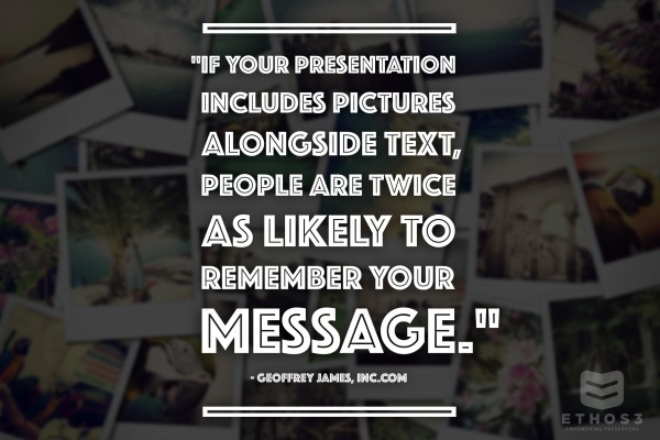 visual powerpoint presentation tips