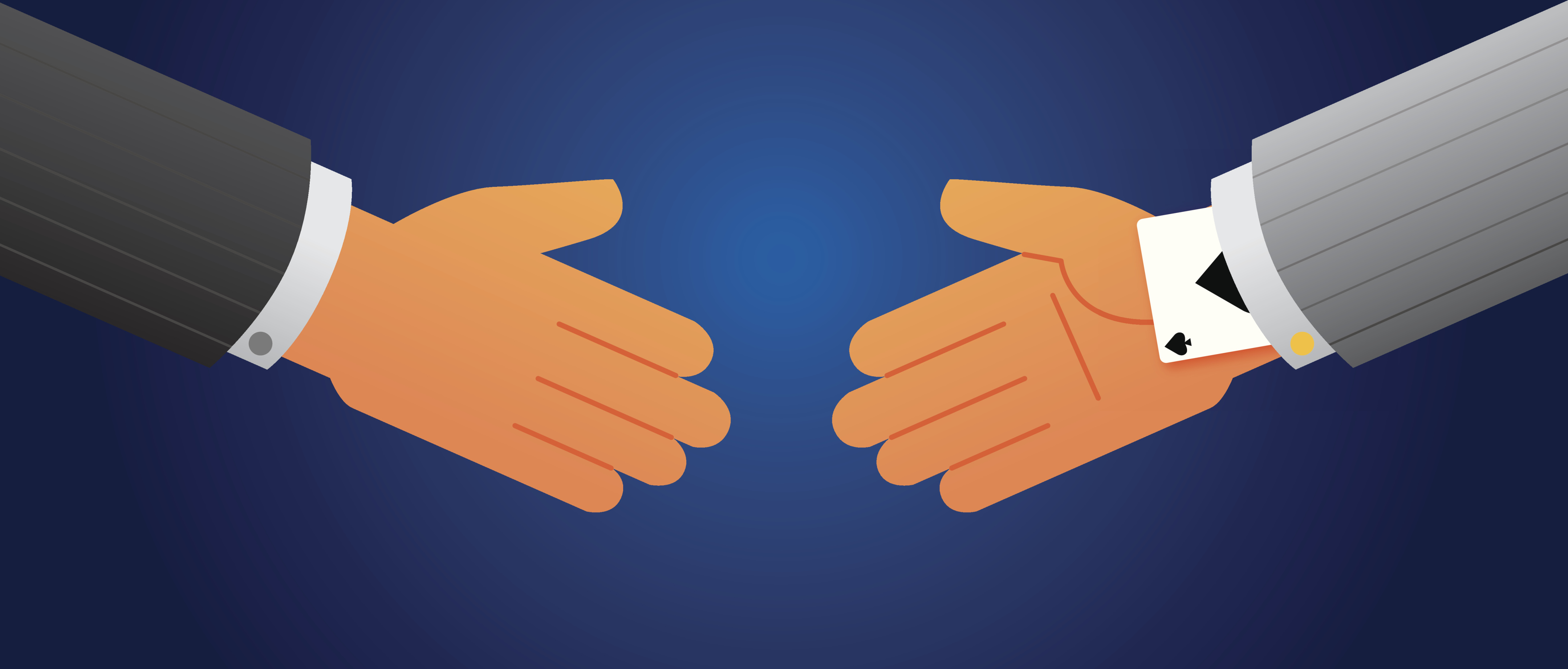 The Ace Up Your Sleeve: 6 Proven Methods of Persuasion | Ethos3 - A Presentation Design Agency