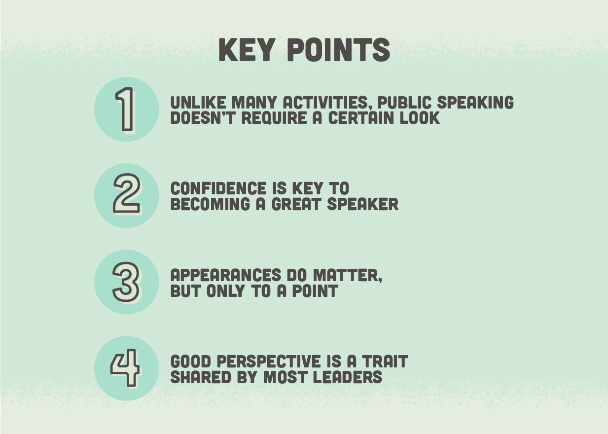 How to Spot a Great Speaker