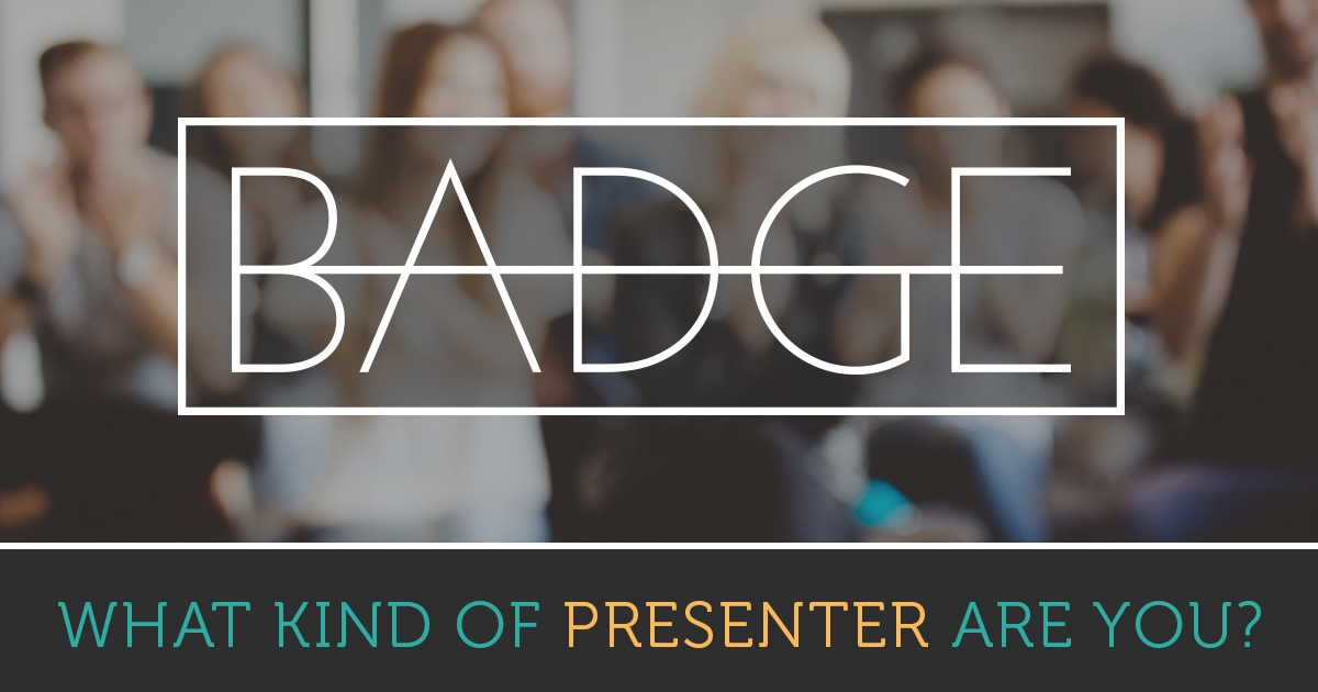 Introducing Badge: A Presentation Assessment Tool