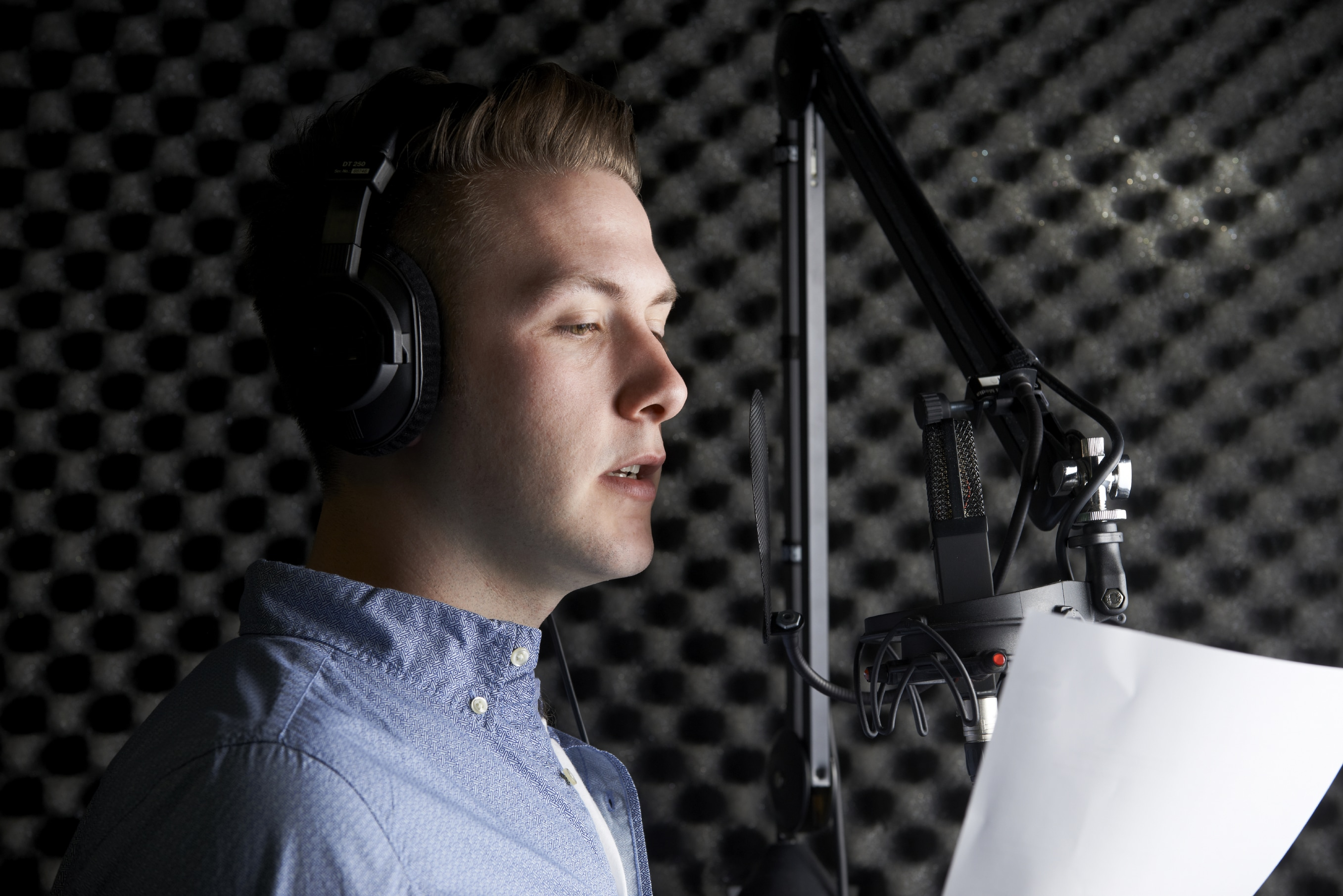 How to Present Like a Podcaster