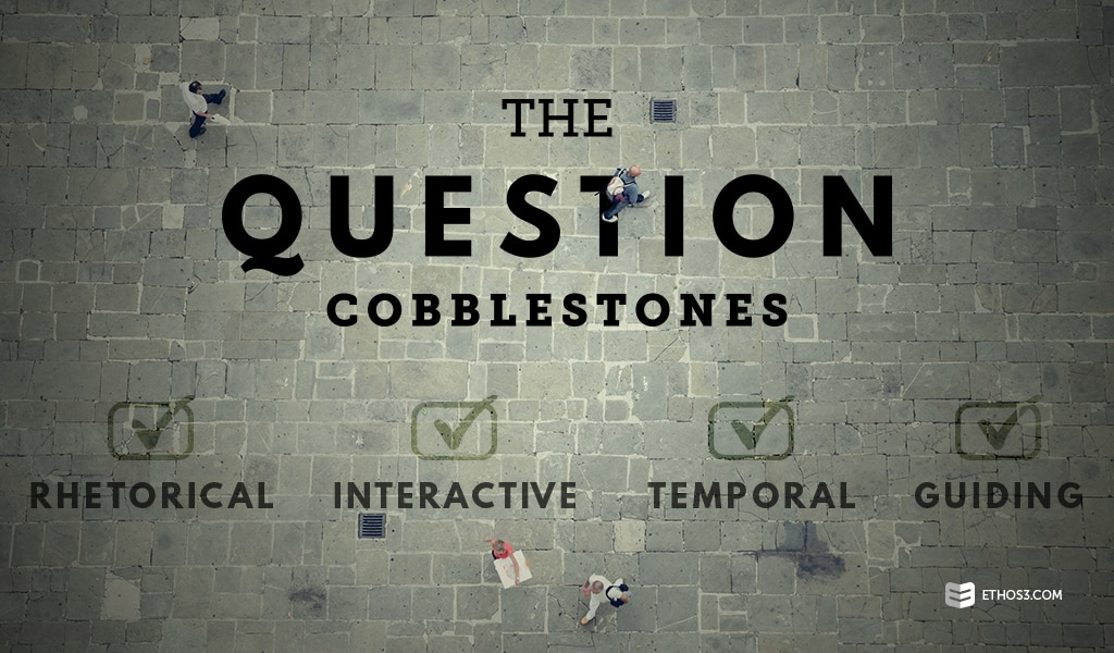 The 4 Types of Questions Your Presentation Needs