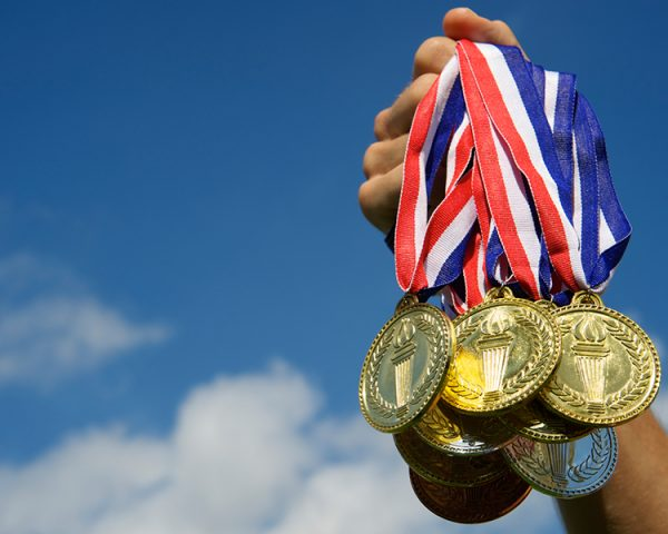 What presenters can learn from the olympics