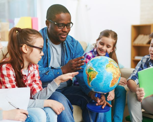 Presentation Training for Presenting to Kids