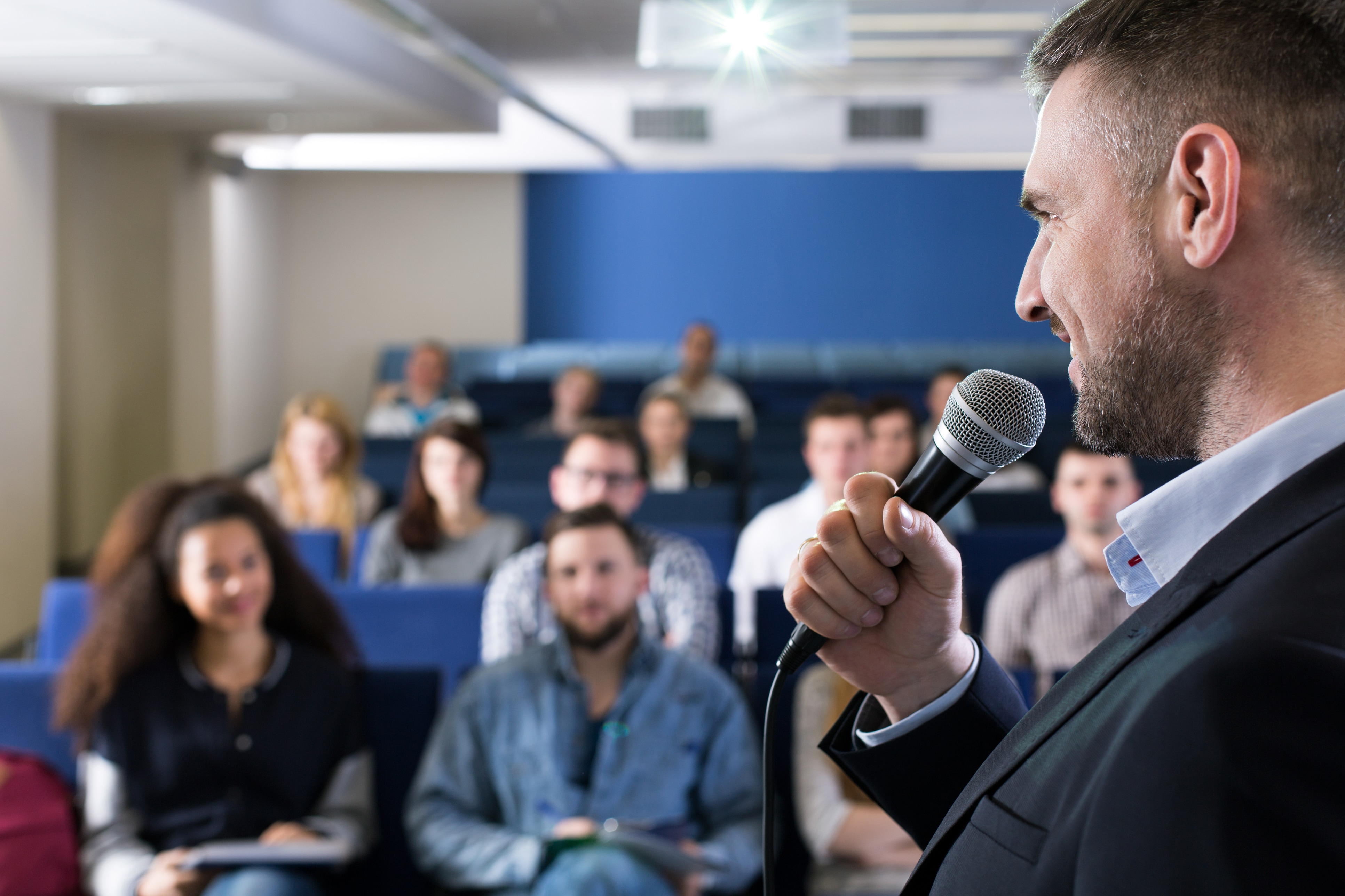 Microphone Test Phrases Every Presenter Should Know