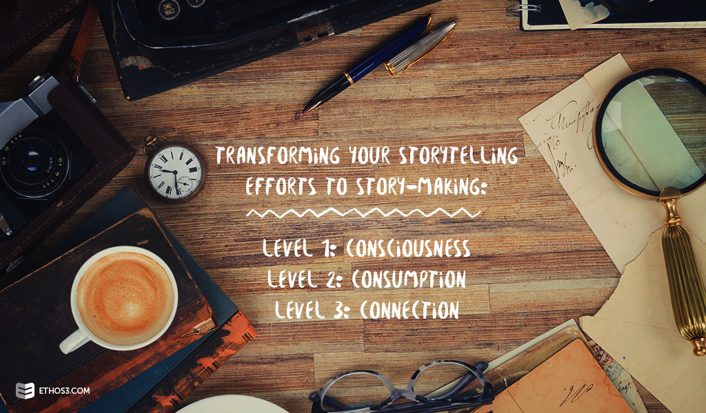 Why Story-Making is the New Presentation Storytelling