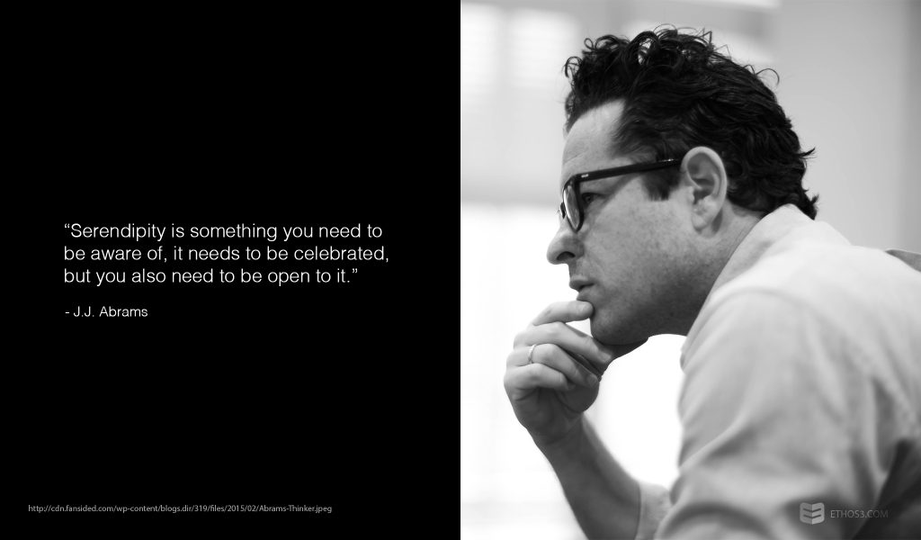 Impactful Speaking Skills J.J. Abrams