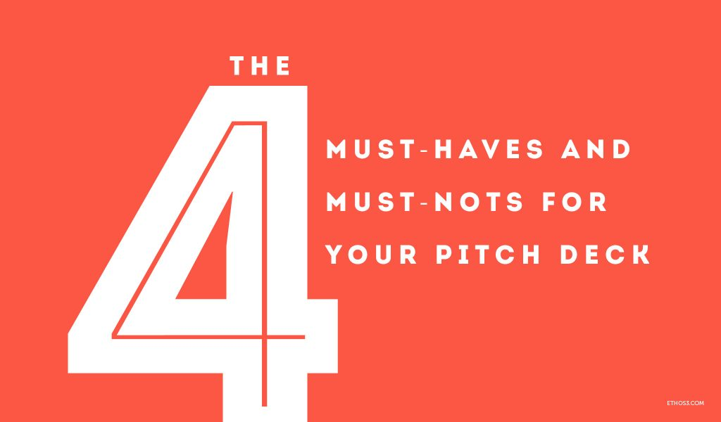 free pitch deck template to enhance your presentation