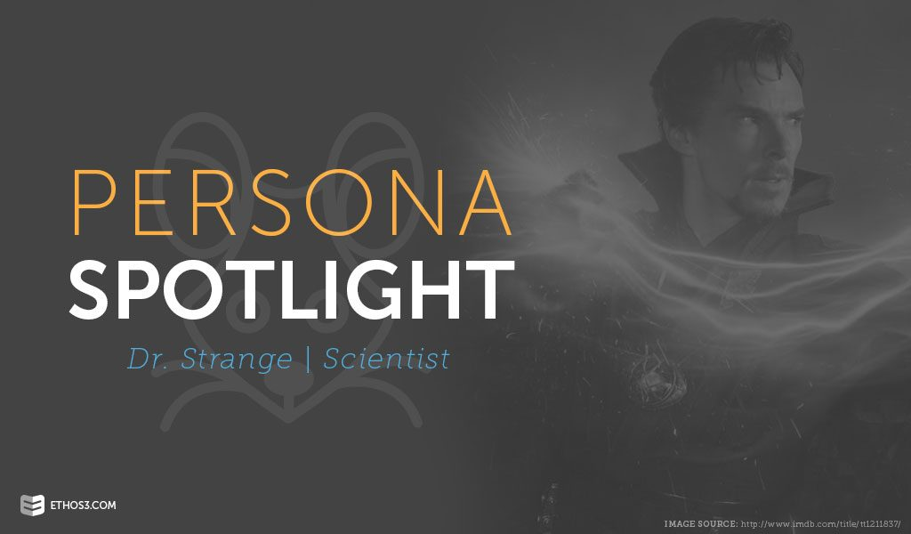 Presentation Person Spotlight