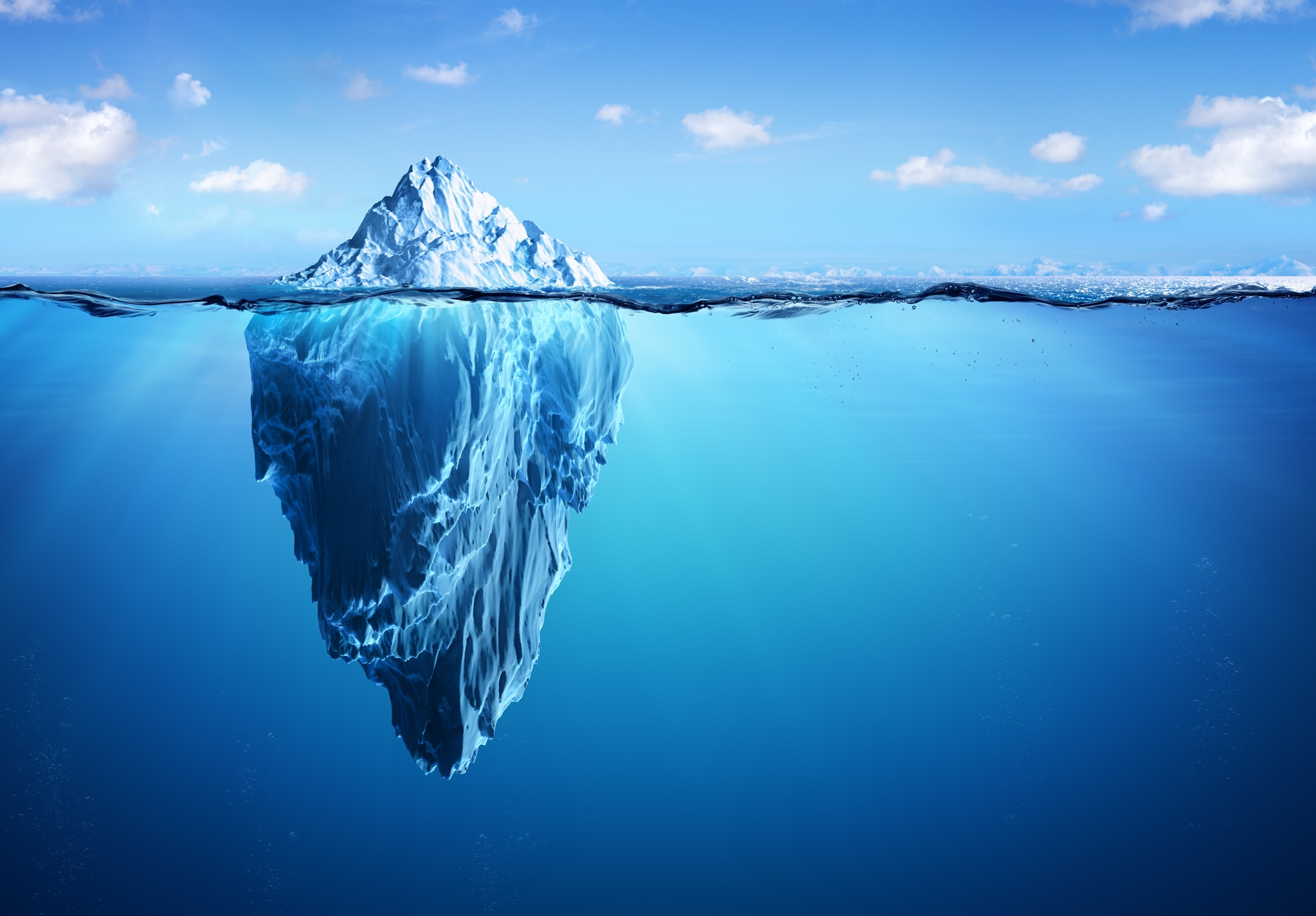 The Iceberg Theory for Presentation Content | Ethos3