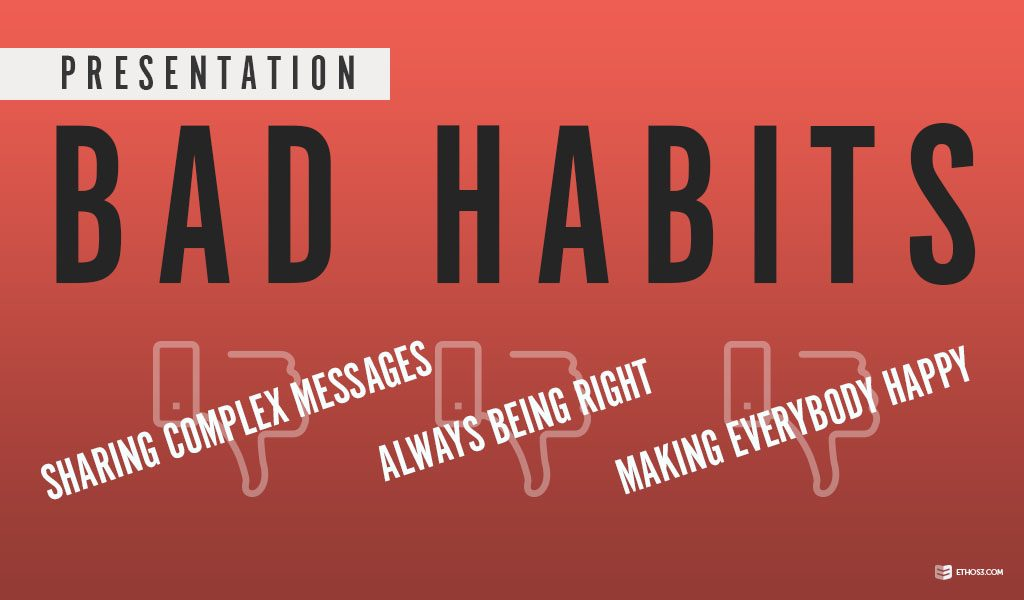 Presentation Bad Habits