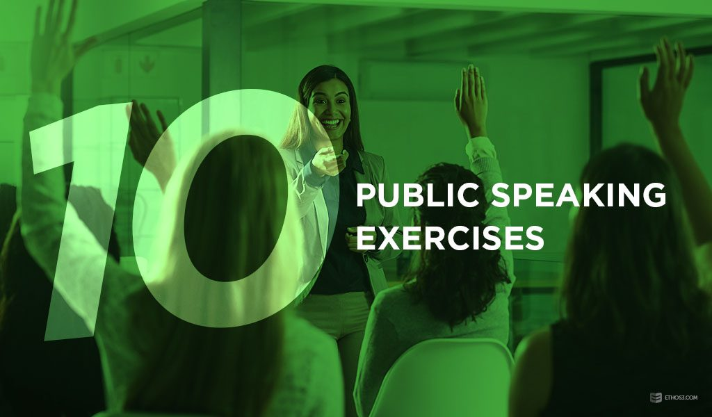 10 Public Speaking Games and Activities to Try | Ethos3