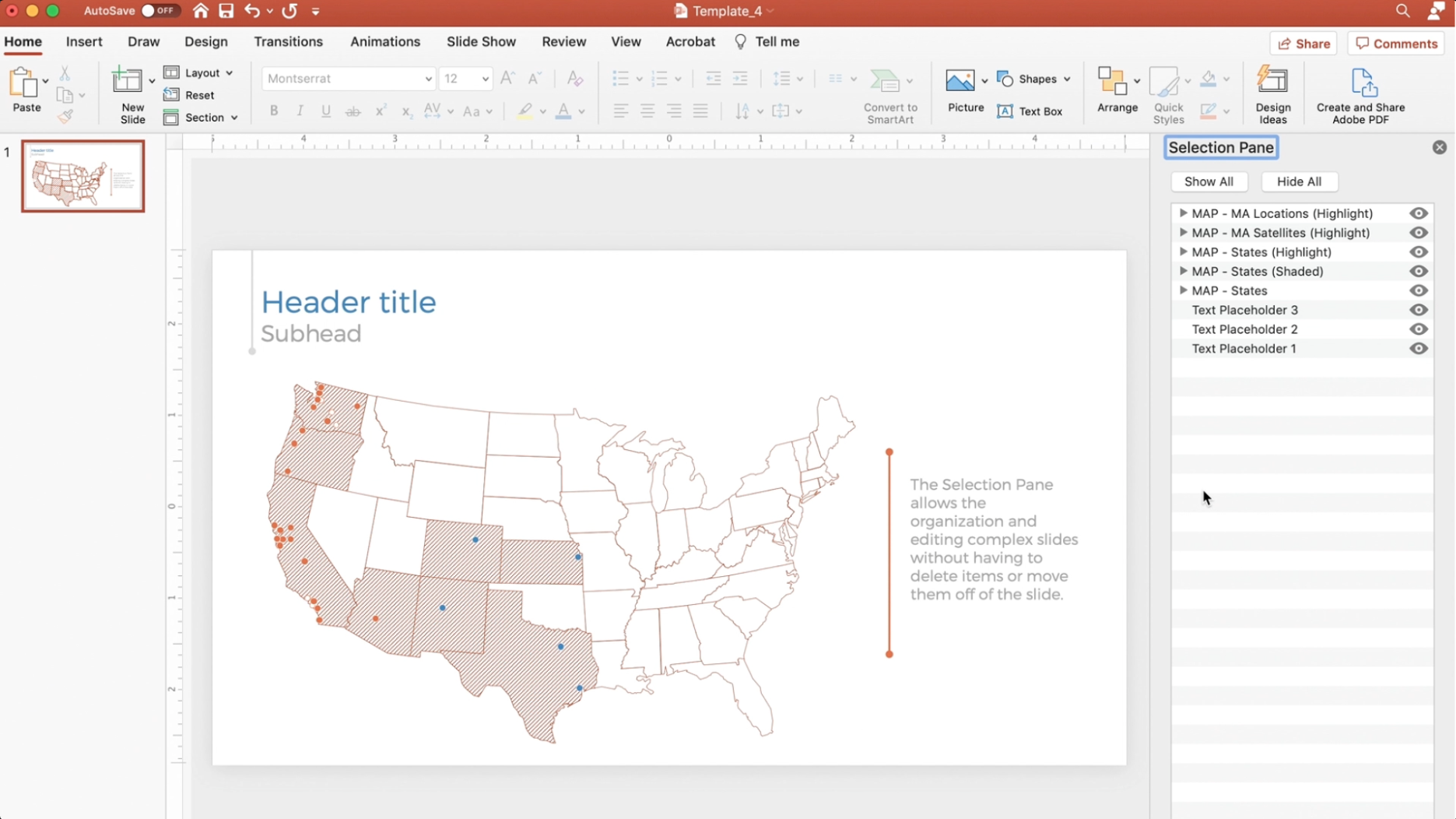 PowerPoint's Selection Pane Can Make Your Life Much Easier