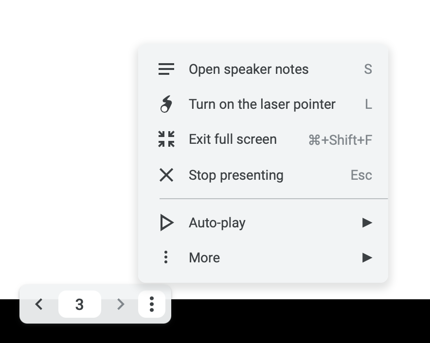 New Presenter Toolbar in Google Slides is Changing Things Up